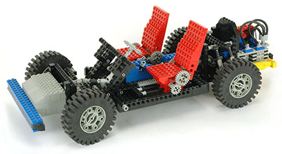 joyas de lego coche technic 8860 elcatalejo. Black Bedroom Furniture Sets. Home Design Ideas